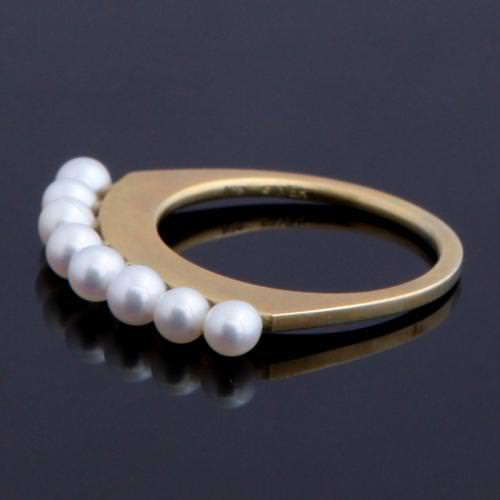 PEAL LINE RING WH