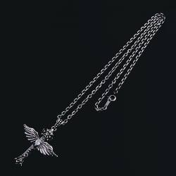 WING CROSS PENDANT