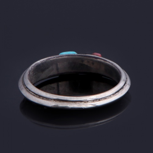 ORBIT STINES RING