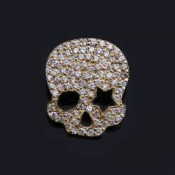 SKULL YELLOW GOLD