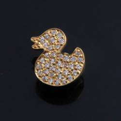 DUCK YELLOW GOLD